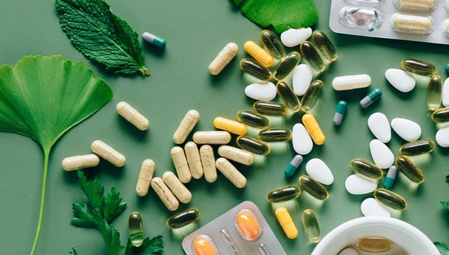 Vitamin Supplements in Diet: Smart Way to Deal with Stress